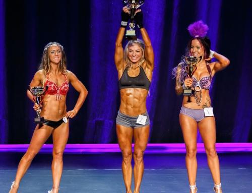 Winner Fitnessmodel